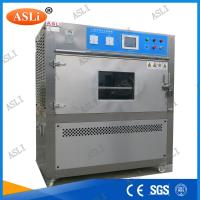 Simulated Sunlight UV Weathering Test Chamber With UV Lamps Weathering Resistance Manufactures