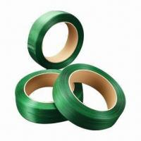 PET Strap Bands for Packing, Available in Different Sizes and Thicknesses Manufactures