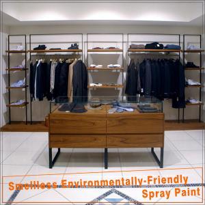 Fashionable Design Shop Furniture Garment Display Manufactures
