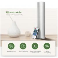 Buy cheap 130ML Red Portable Electric Room Aroma Diffuser With Remote Control For Home from wholesalers