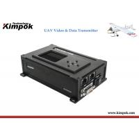 Buy cheap Full Duplex UAV Video Link 50km IP Transceiver Military Radio Communication from wholesalers