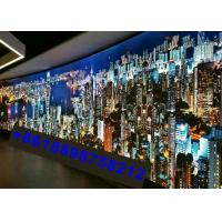 Bright LED  Display Board For Advertising Intriguing 160000dots Density Indoor Manufactures