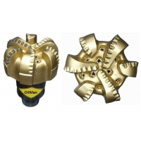 """12 1/4"""" (311.1mm) M1663 Steel Body PDC Drill Bit for Hard Rock Drilling Manufactures"""