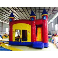 Tarpaulin Inflatable Sports Games ,Excellent Bouncy Castles For Kids Manufactures