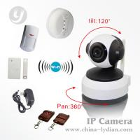 Quality HD WiFi IP Camera Network Audio Night Vision / CCTV Security Camera for sale