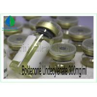 Buy cheap Adult Legal Injectable Steroids Boldenone Undecylenate 300mg / Ml Medicine Grade from wholesalers