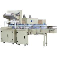 High Speed Plastic Bottle Packaging Machine Shrink Wrap Equipment 220V / 380V Manufactures