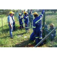 low price hot dipped galvanized prevent climb fence 358 anti climb fence Manufactures