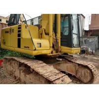 Quality Japan Second Hand Komatsu Excavator PC220 6 , No Any Damage Used Komatsu Backhoe for sale