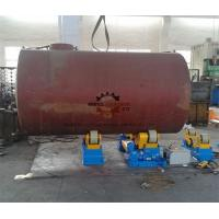 Pipe Automatic Welding Machine , 15 Ton Wind Tower Pipe Rotators For Welding Manufactures