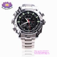 High Quality  Smart HD 1080 Audio Video Digital Wrist Hidden Spy Watch Camera Made In China Factory Manufactures