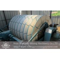 Vacuum Ceramic Disc Filter Mineral Tailings Dewatering / Dehydration Manufactures