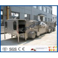 5000LPH Soft Drink Production Line For Soft Drink Manufacturing Process Manufactures