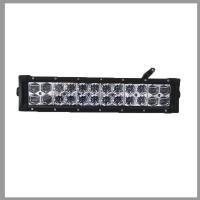 6D Straight Led Light Bar For Cars 6000K CE RoHS EMC Combo Driving Led Cree Light Bar Manufactures