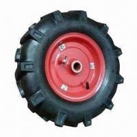 Wheel with Steel Rim, Ball Bearing and 210kPa Maximum Load Manufactures