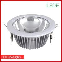 6 inch COB LED downlight, COB type 15W recessed LED downlight Manufactures