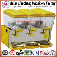 made in china 110/220V 50/60Hz spray or stirring European or American plug fruit juice concentrate machine Manufactures