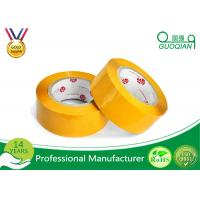 Waterproof BOPP Packing Tape Professional 40mic Clear Waterproof Adhesive Tape Manufactures