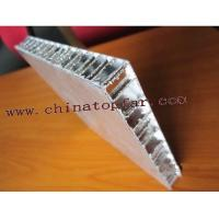 Aluminium Honeycomb core panel for ship, marine Aluminium Hongeycomb panel Manufactures