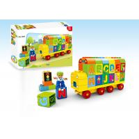Toddler Role Play Learning Building Blocks / Kids Educational Toys W / Train for sale