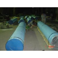 ASTM A312 TP304 / 304L 316L Welded Stainless Steel Pipe 16 inch with Hot Finished Manufactures