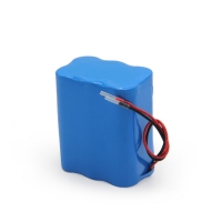 Buy cheap 12V NMC 6000mAh Rechargeable Lithium Battery Pack Deep Cycle from wholesalers