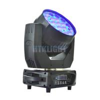 MAC Aura 19 X 15W RGBW LED Zoom Moving Head For Stage , Events Manufactures