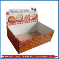 high quality beautiful design corrugated display box for packaging use Manufactures