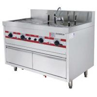 Gas Pasta Boiler Noodle Chinese Cooking Stove 1200 x 750 x (850+150)mm Manufactures