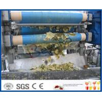 60-1500T/D Fresh Pineapple Processing Line With Aseptic Bag / PET Bottle Packing Machine Manufactures