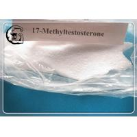 Raw Injectable Anabolic Steroids 17-Methyltestosterone Powders Cycle 58-18-4 Manufactures