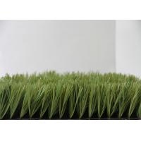 High Density Sports Artificial Turf Faux Lawn Grass 20mm - 45mm Pile Height Manufactures