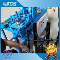 Automatic Razor Barbed Wire Machine / Barbed Wire Making Machine Manufactures