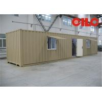 Flexible Modified Shipping Containers Prefabricated Shipping Container House Manufactures