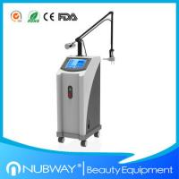 Skin resurfacing rf CO2 fractional laser for sale & vaginal tightening beauty machine Manufactures