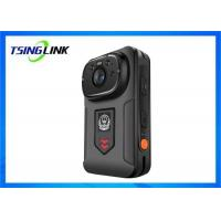 Buy cheap Police Wireless Wearable 1080P Night Vision Rechargeable Battery 4G Body Worn from wholesalers