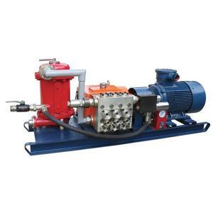 BPW high pressure spray dust extinguishing pump Manufactures