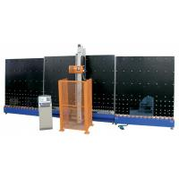 Automatic Vertical Double Glazing Equipment , Glass Edge Deleting Machine Manufactures