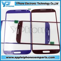 corlorful 5.0 Inches Cell Phone Front Glass screen For Samsung galaxy S4 I9500 Manufactures