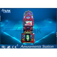 12 Scenes Indoor Car Racing Game Machine Amusement Park Support 8 Set Connection Manufactures