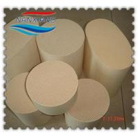 Buy cheap Honeycomb Ceramic Catalyst Support Monolith from wholesalers
