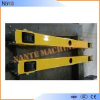 Custom Single / Double Girder Overhead Crane End Trucks With Soft Stat Motor Manufactures