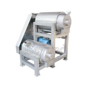 Tomato Paste Squeezing 10TPH Fruit Juice Pulping Machine Manufactures
