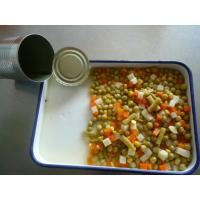 Quality Canned Mixed Vegetables for sale