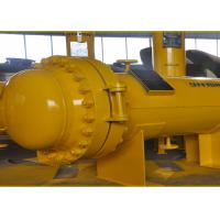 BOCIN Solid - Gas Filter Separator For Industrial Natural Gas / Fuel Gas Separating Manufactures