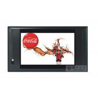 Mobile Bus Video LCD Advertising Display With LED Backlight Manufactures