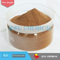 China High quality yellow brown power Sodium Lignosuflonate dispersing agent on sale