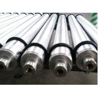 Quality ST52 Cold Drawn Hydraulic Cylinder Rod / Piston Rod Ground for sale