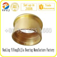 Customized Self-lubricating Bronze Bushing ,Thin Wall Bearing Sleeve Type,bronze bushing Manufactures