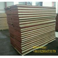 China 18mm Marine Board Marine Plywood Film Faced Plywood for Building Construction on sale